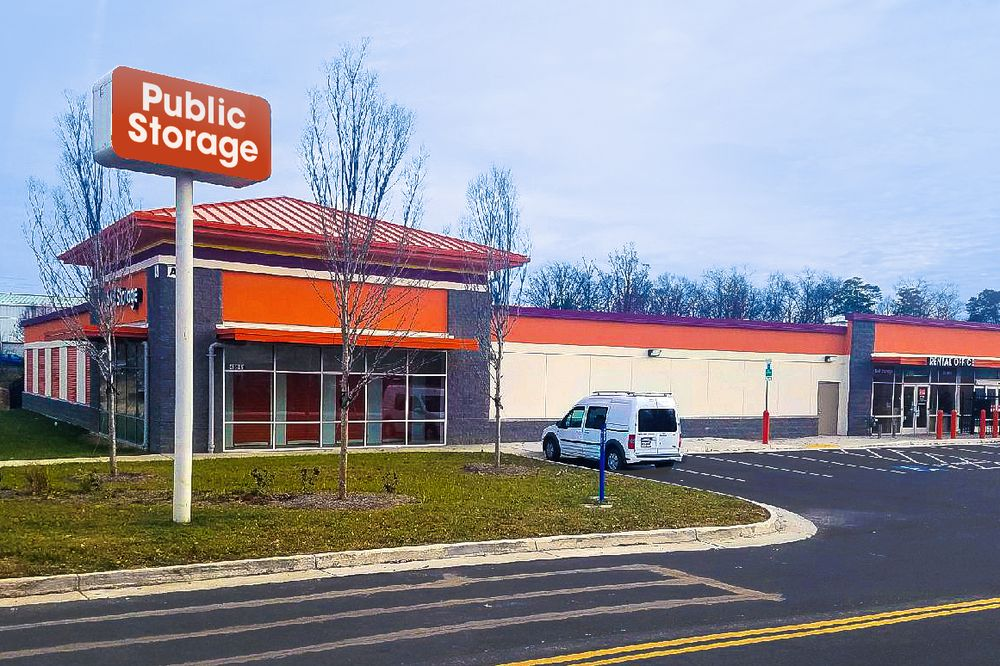 Public Storage: 45941 Old Ox Rd, Sterling, VA