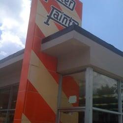 Ppg Paints Closed Paint Stores 700 E Colonial Dr Lake