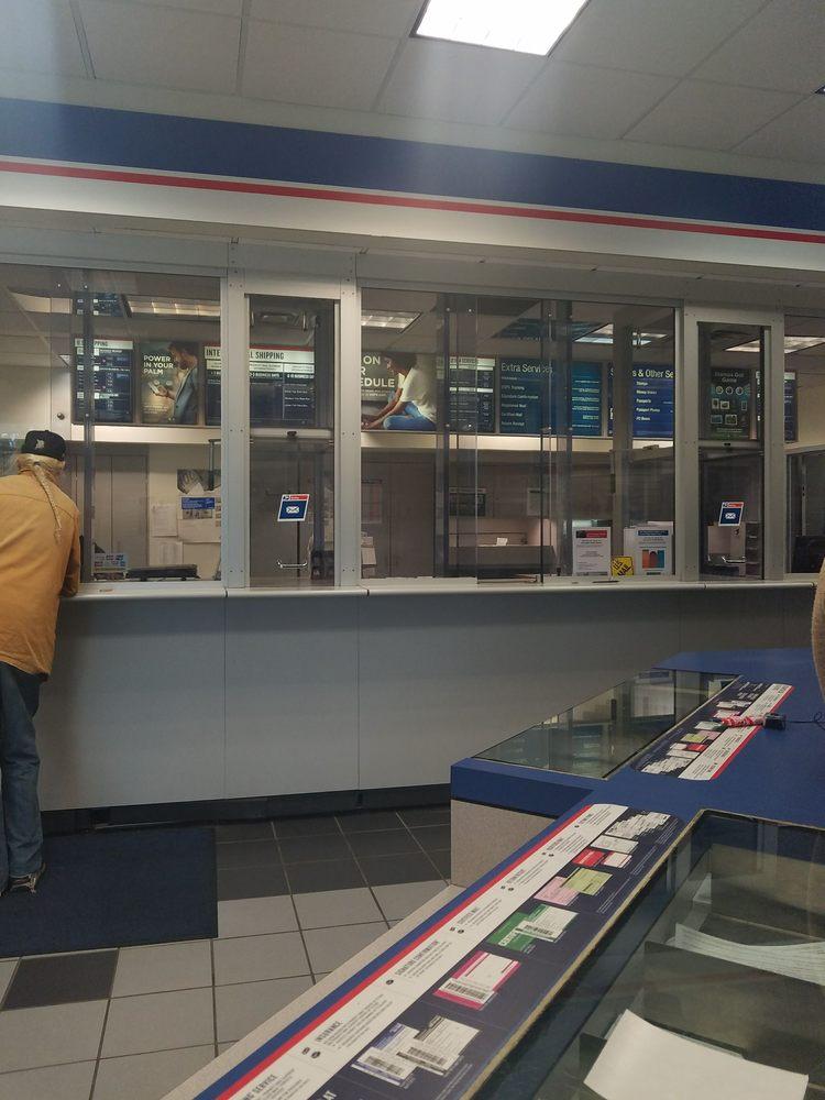 United States Post Office-Brightmoor