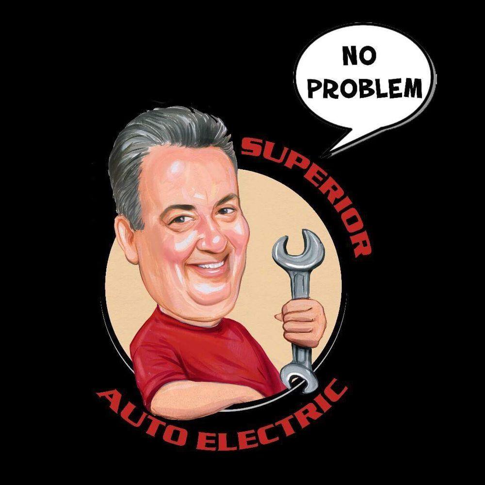 Superior Auto Electric Amp Parts Auto Repair 834