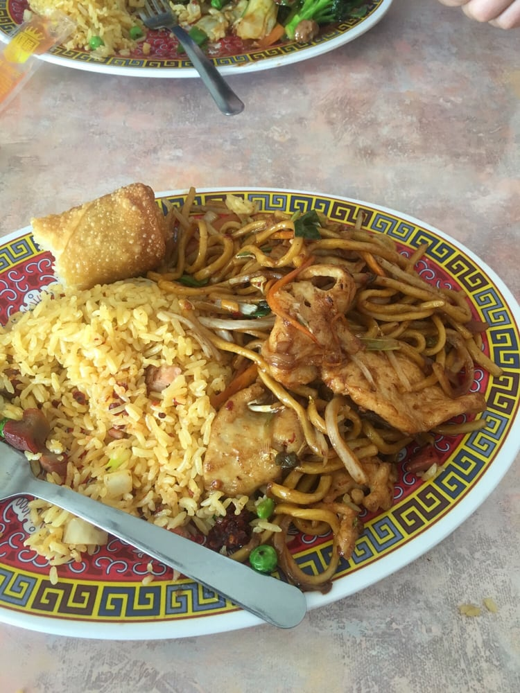 Teakoon Noodle Express Chinese Restaurant: 2700 Woodruff Rd, Simpsonville, SC