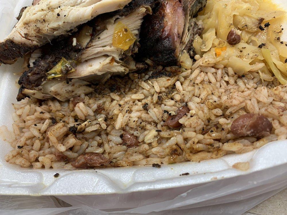 Vee & E Original Jamaican Jerk Chicken: 3712 Grant St, Gary, IN