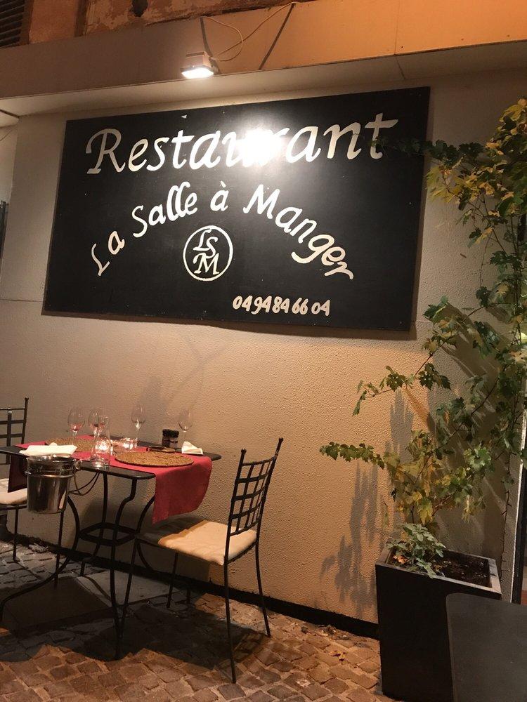 La salle manger restaurants place r publique for Salle a manger yelp