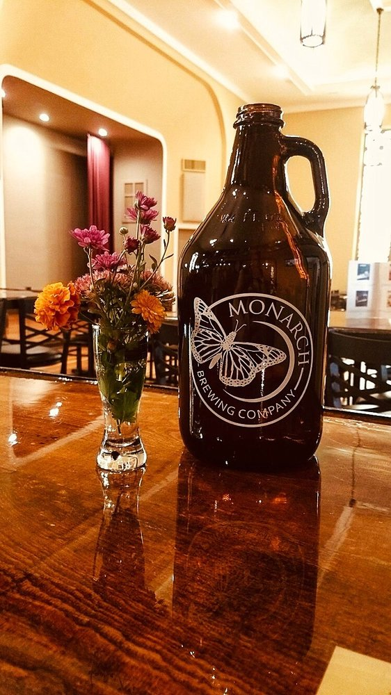 Monarch Brewing: 212 South Independence St, Monticello, IL
