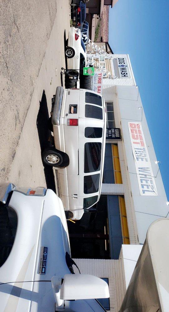 Best Tire & Wheel Shop: 265 E 300th S, Kanab, UT