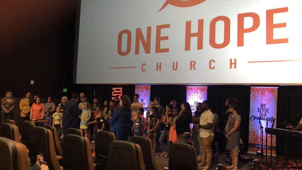 One Hope Church: 5500 Grandview Pkwy, Davenport, FL