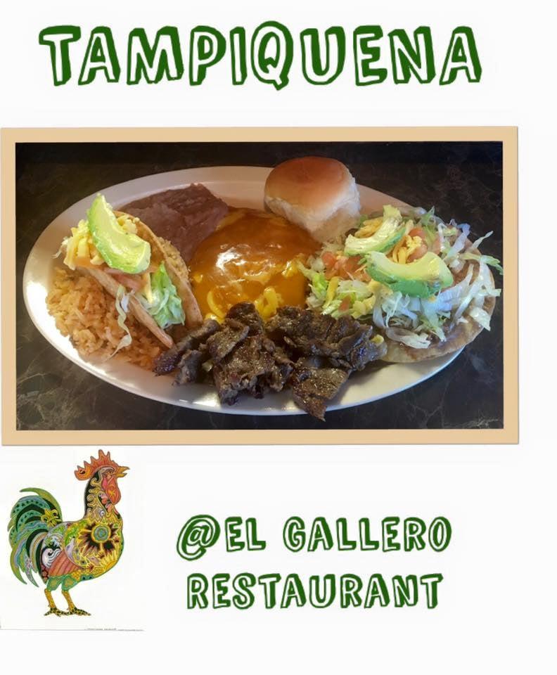 El Gallero Restaurant: 4830 Embassy St, Rio Grande City, TX