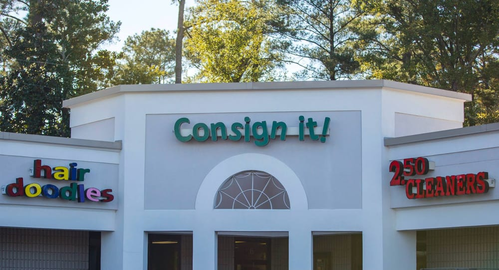Consign It: 4600 Forest Dr, Columbia, SC
