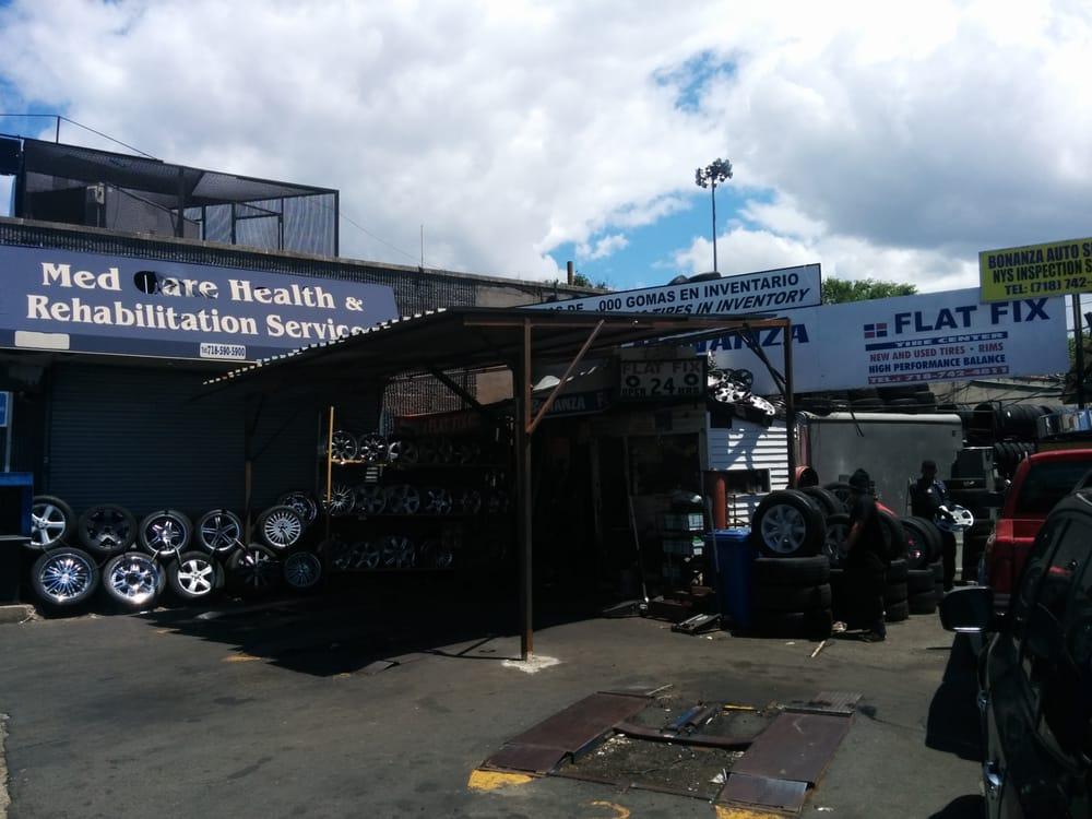 Bonanza Auto Tire Repair Tires 310 Grand Concourse