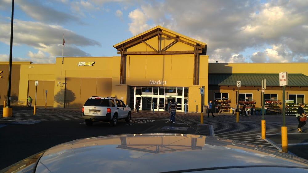 Walmart Supercenter: 9212 N Colton St, Spokane, WA