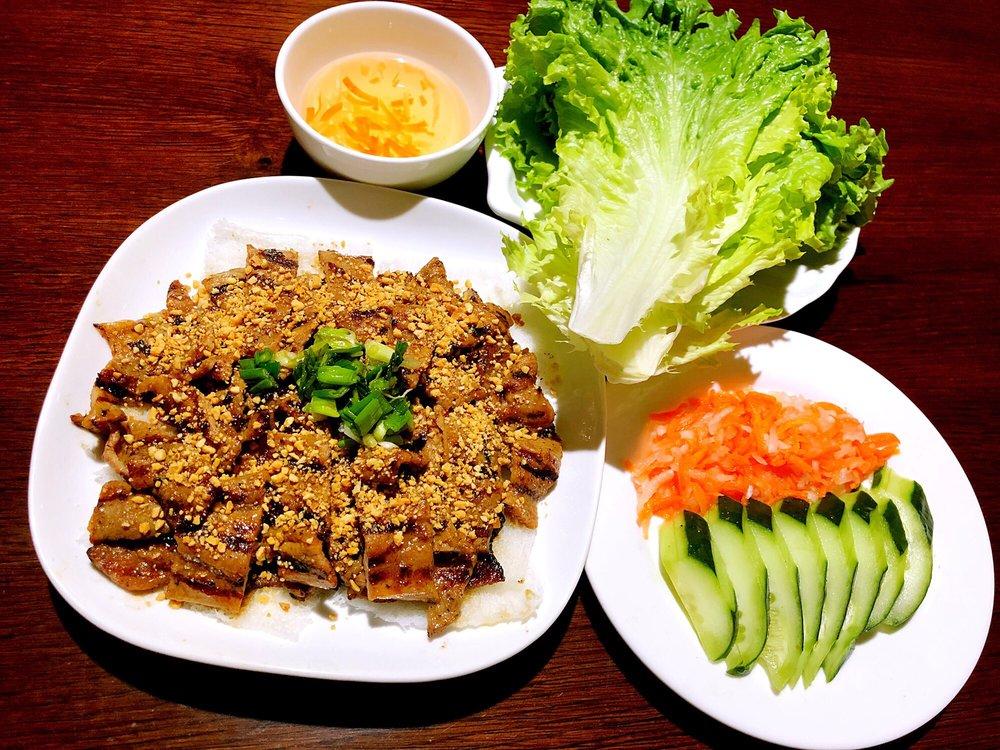 Food from Pho Rainbow II