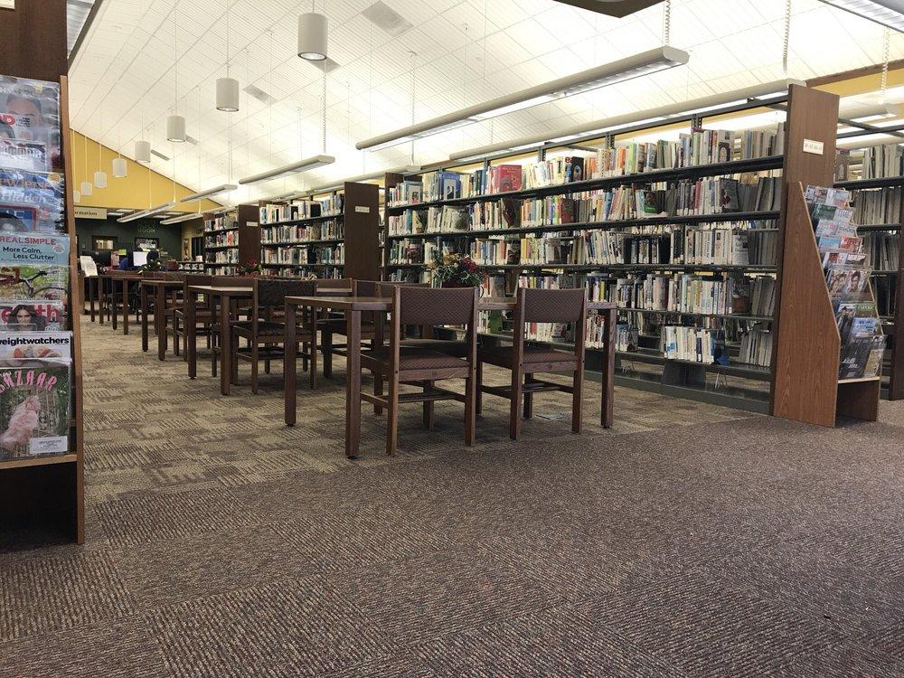 Pemberton Library: 16 Broadway, Browns Mills, NJ