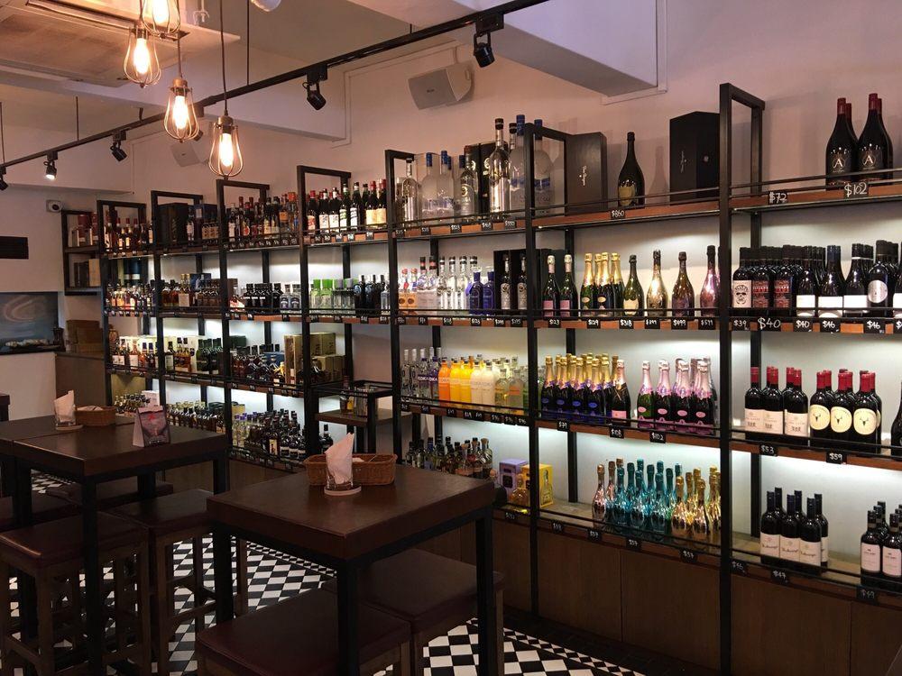 Drinks & Co Singapore