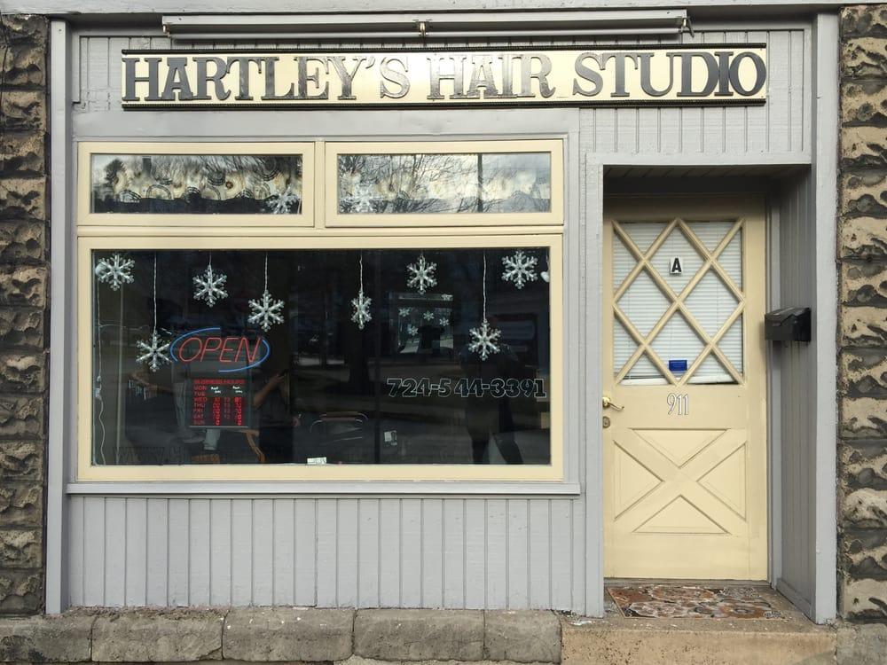 Hartley's Hair Studio: 911 Pennsylvania Ave, Monaca, PA