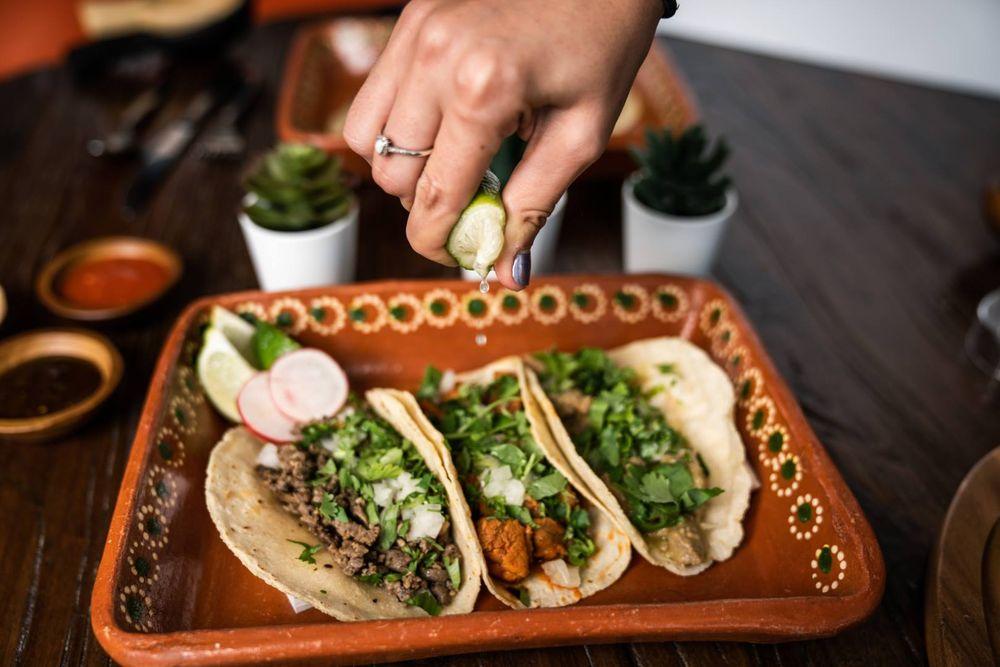 Sergio's Tacos: 76 S Orlando Ave, Cocoa Beach, FL