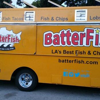 Batterfish Food Truck - CLOSED - 39 Photos & 70 Reviews - Fish