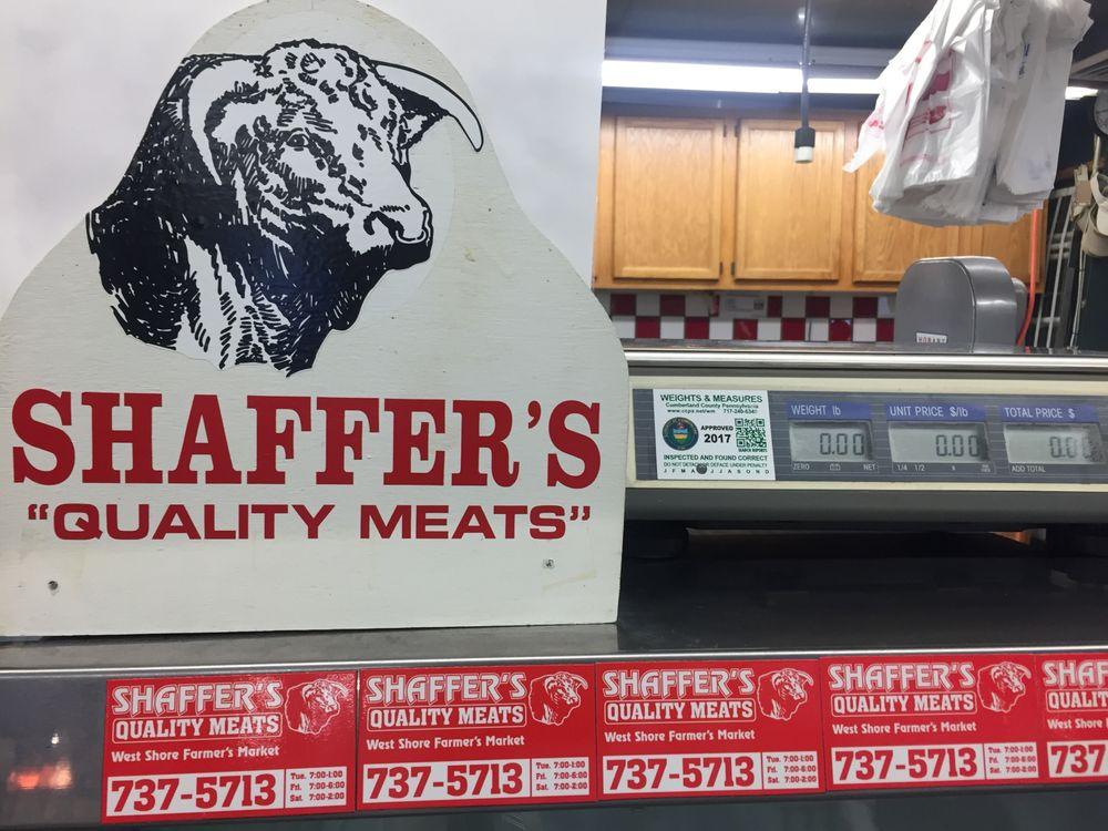 Shaffer's Abattoir: 900 Market St, Lemoyne, PA