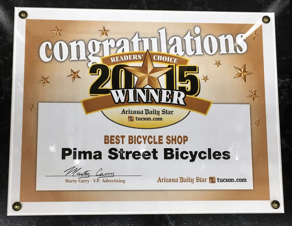 Pima Street Bicycle