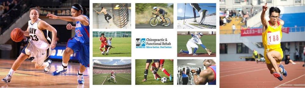 Metro Sports & Rehab: 2112 F St Nw, Washington, DC, DC