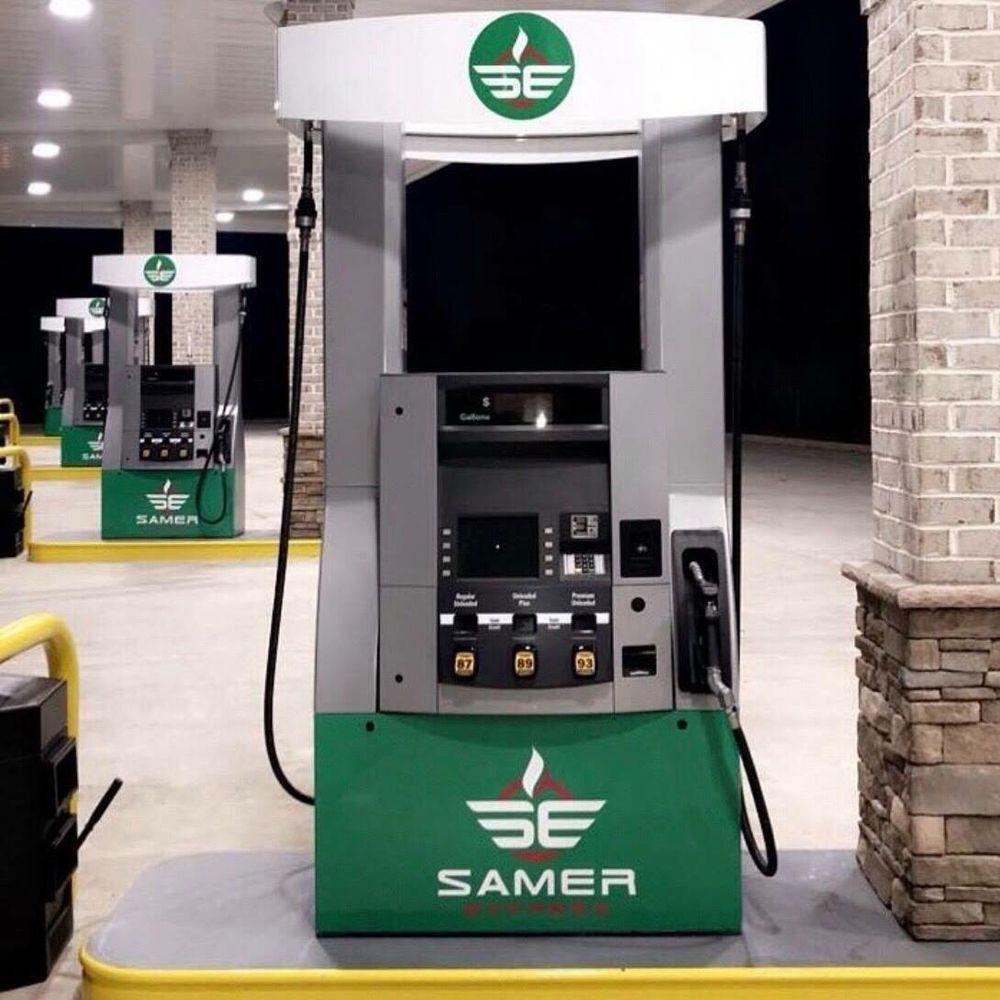 Samer Express: 295 Glenn Rd, West Columbia, SC