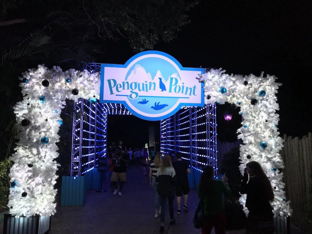 Christmas Town Busch Gardens: 10165 N Malcolm Mckinley Dr, Tampa, FL