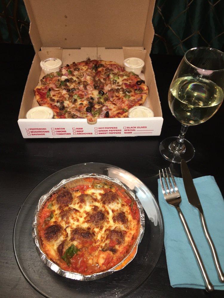Monalisa Pizza: 2315 Main St, Caddo Mills, TX