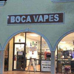 Boca Vapes - 28 Avaliações - Cigarros eletrônicos - 4818 NW 2nd Ave