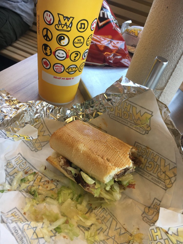 Which Wich: 122 Liberal St, Dalhart, TX