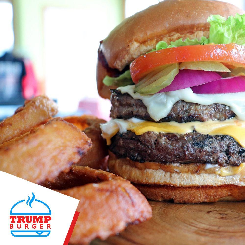 Trump Burger: 233 S Front St, Bellville, TX