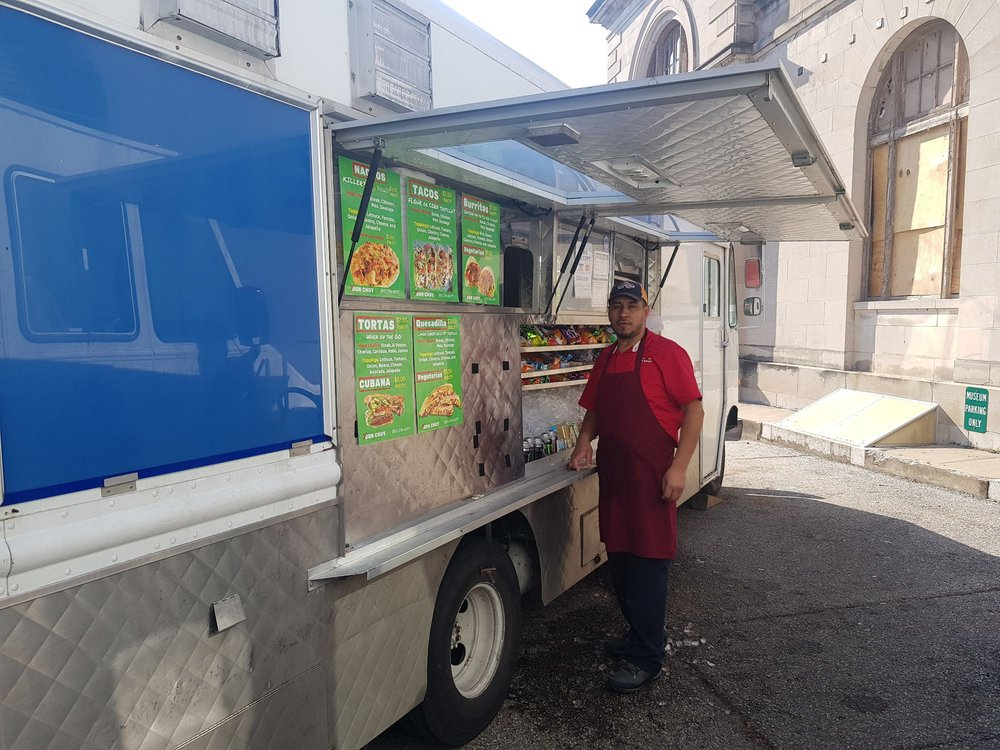 Mexican Grill Food Truck: Camp Atterbury, IN