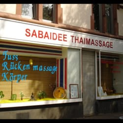 Thai massage bockenheim