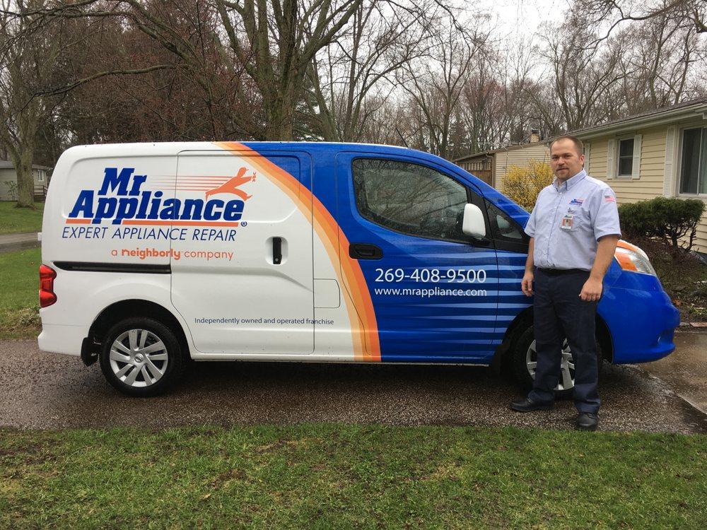 Mr. Appliance of Stevensville: Stevensville, MI