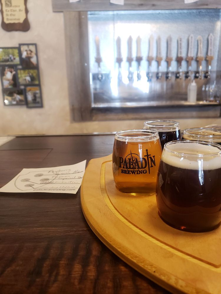 Paladin Brewing: 6520 Mahoning Ave, Austintown, OH