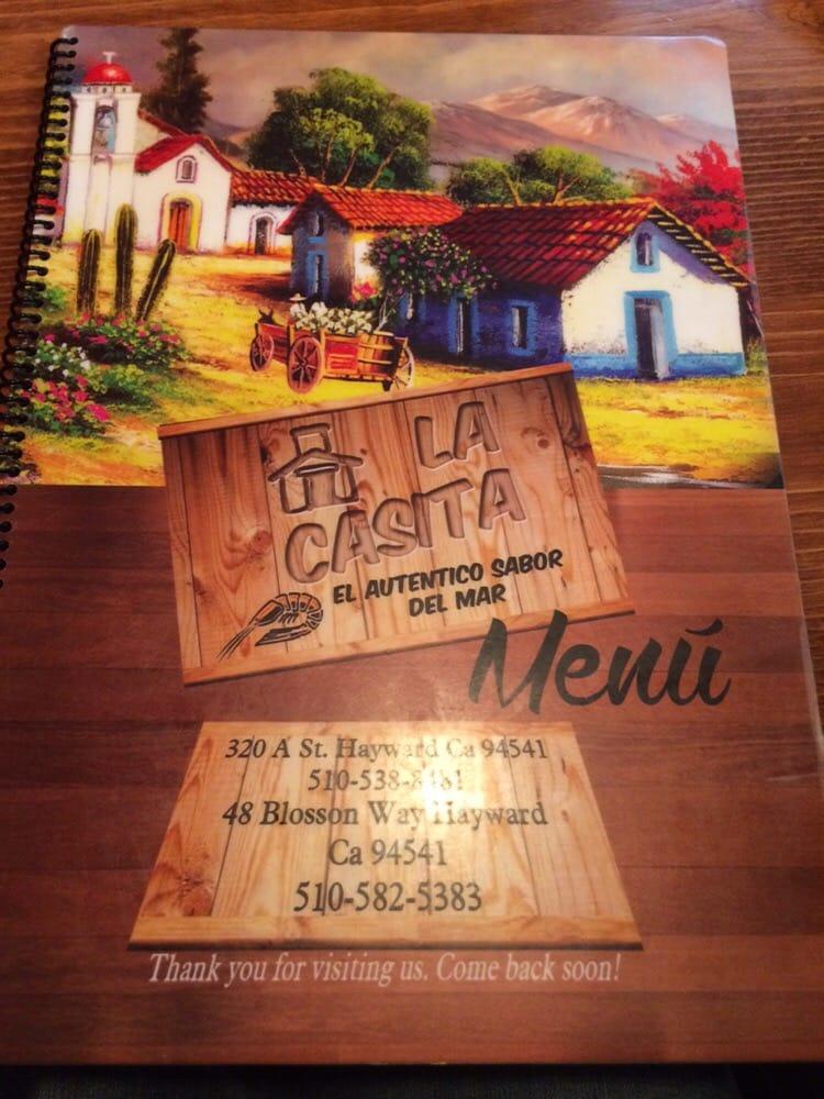 La Casita Restaurant  Hayward Ca