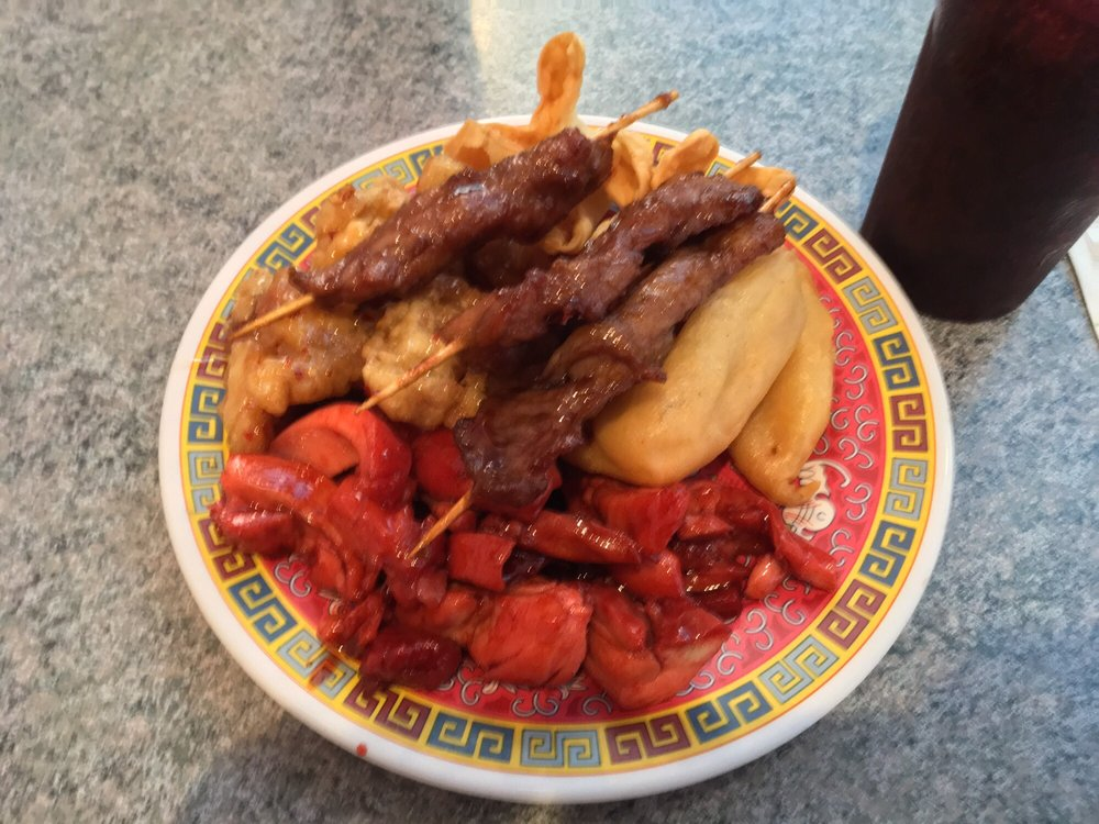 Tangs Chinese Cuisine: 60 North St, Houlton, ME