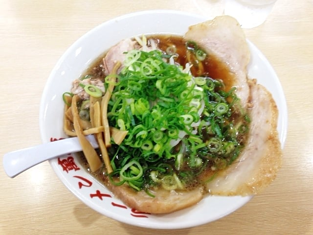 Chūka Soba Manpuku Shimotoba Honten