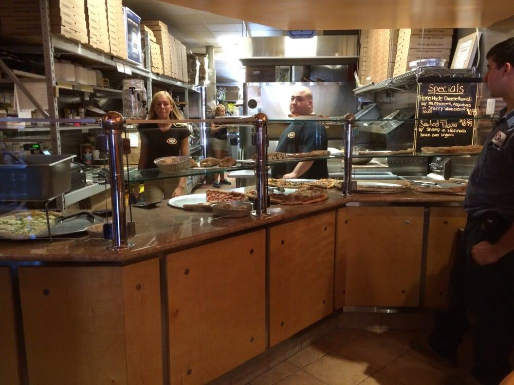 Siena's Gourmet Pizza