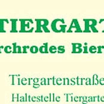 Tiergartenschänke - Deutsch - Tiergartenstr. 119, Kirchrode ...