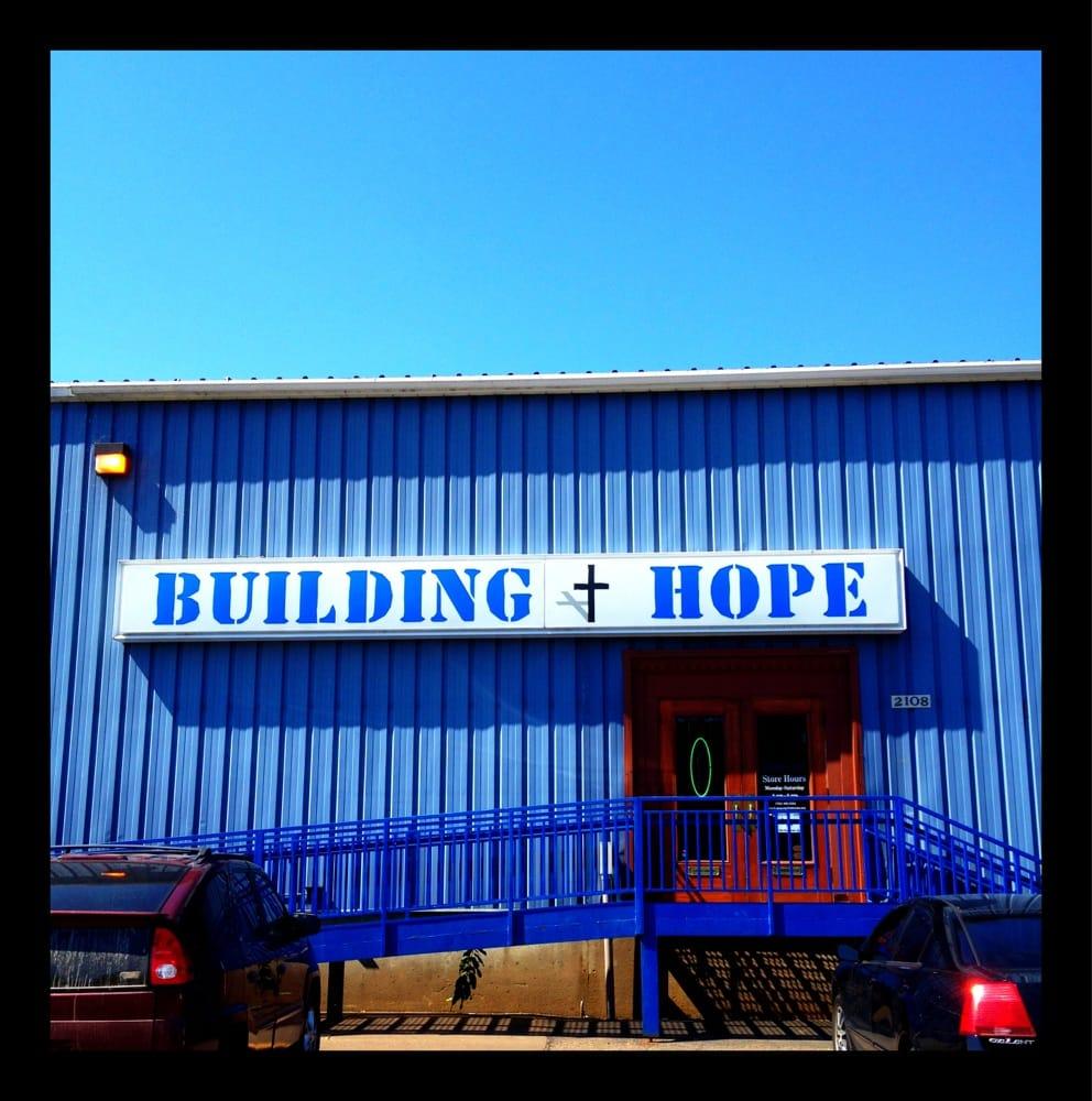 Building Hope: 2108 Western Ave, Eau Claire, WI