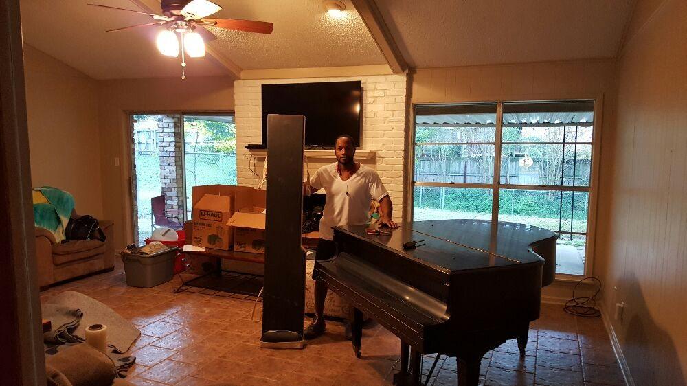 Red Carpet Moving: Longview, TX