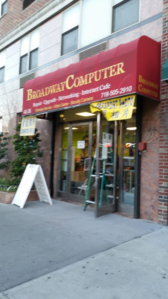 Broadway Computers: 40-36 75th St, New York, NY