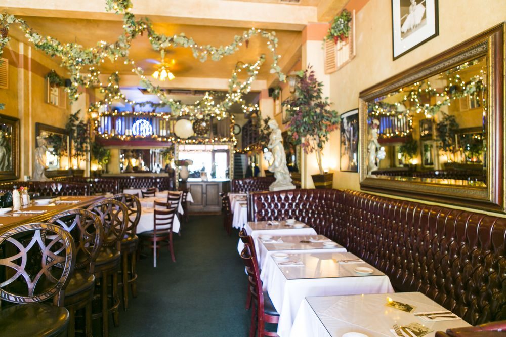 Italian Restaurant Santa Barbara On State Street