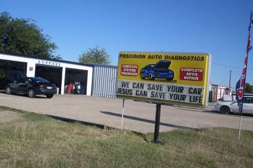 Precision Auto Diagnostics: 1167 Pratt Rd, Red Oak, TX