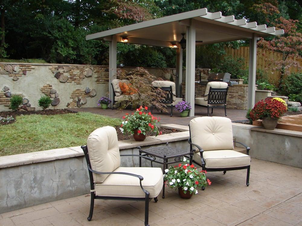 Groff Landscape Design Fairfax Station Va