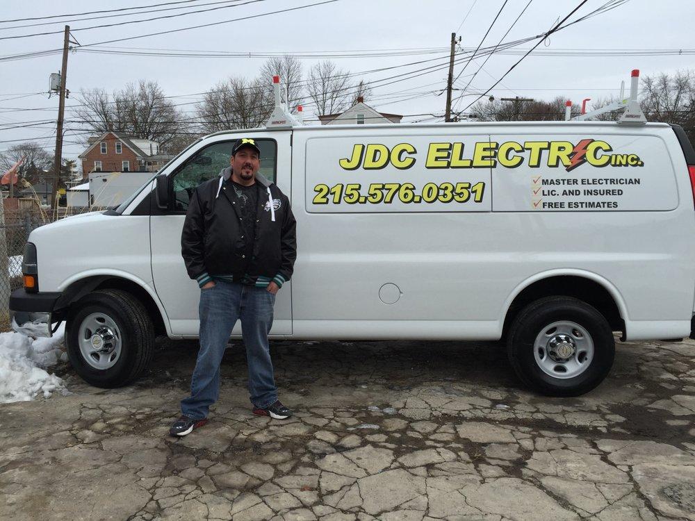 Jdc Electric: 24 E Glenside Ave, Glenside, PA