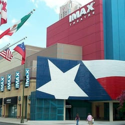 Alamo Imax Theatre Cinema Downtown San Antonio Tx