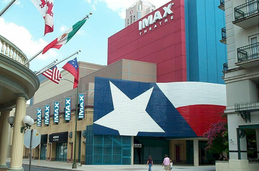 Alamo Imax Theatre 17 Reviews Cinema 849 E Commerce