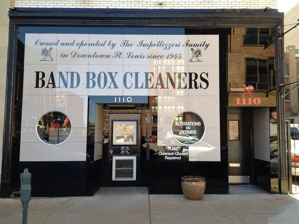Band Box Cleaners