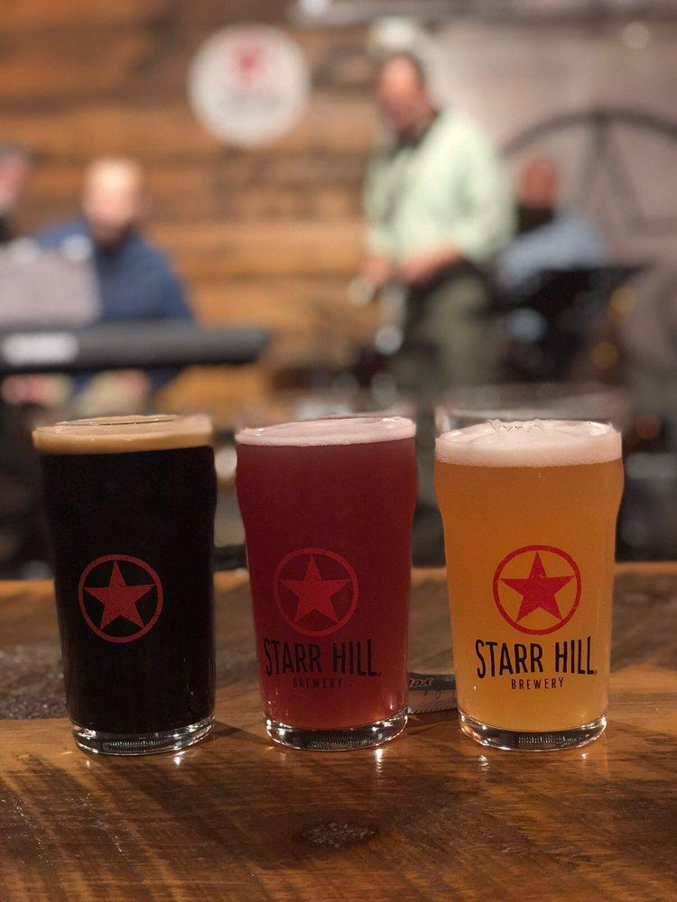 Starr Hill Brewery: 5391 Three Notch'D Rd, Crozet, VA