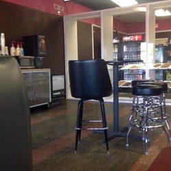 Photo Of Grubbs Donut Shoppe   Dallas, TX, United States. Seating